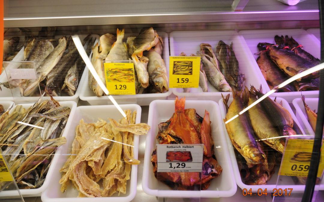 Fisch Angebot