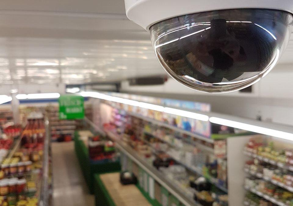 Sirenko Videoüberwachung im Frischmarkt Gifhorn