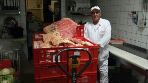 Hackfleisch Angebot im Frischmarkt Gifhorn