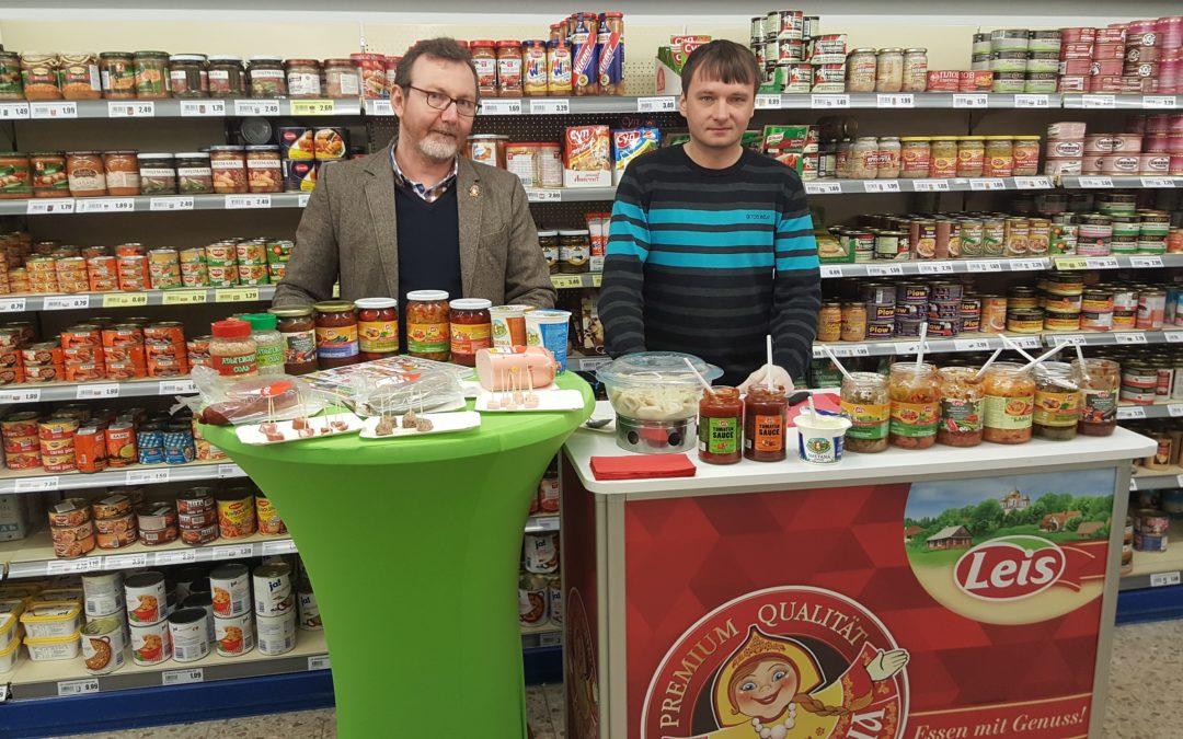 Russische Lebensmittel in Gifhorn kaufen…….