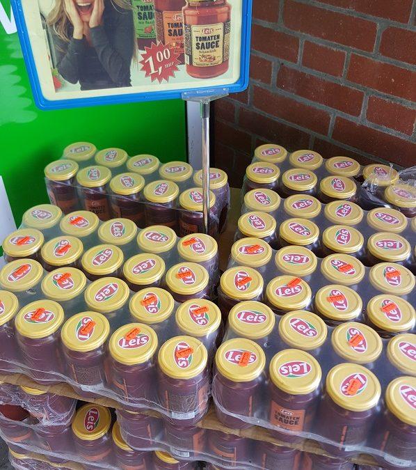 Die Tomaten Soßen Aktion im Frischmarkt endet bald!!