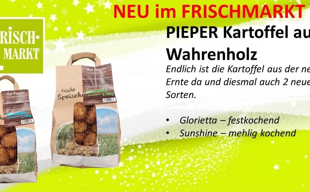 PIEPER Kartoffel in Gifhorn kaufen – neue Ernte 2020