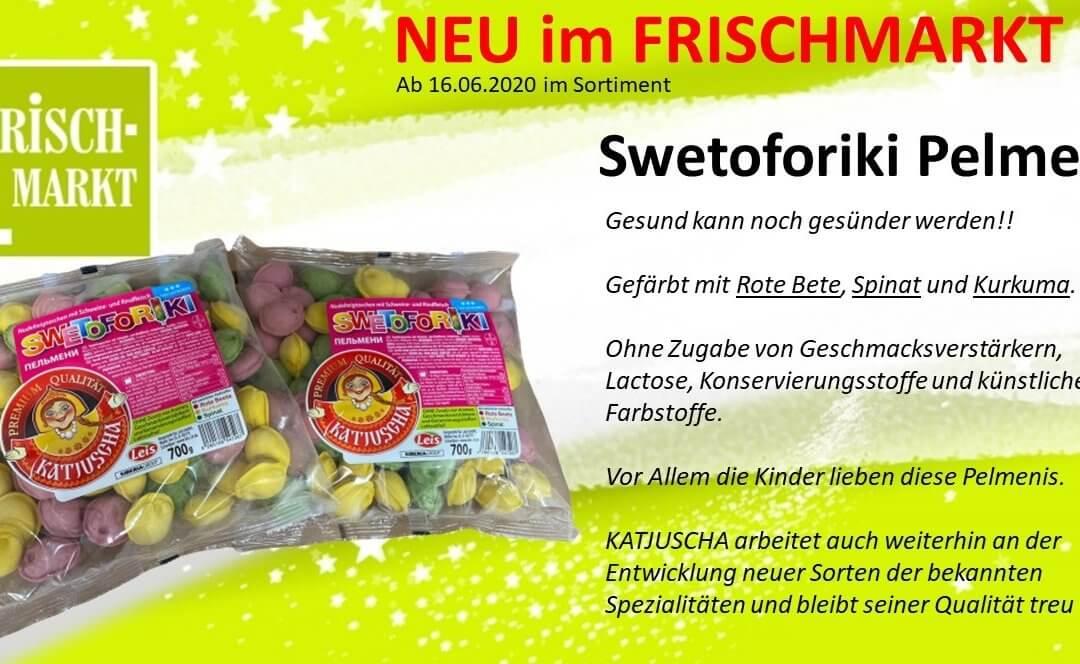Swetaforiki Pelmeni im Frischmarkt Gifhorn