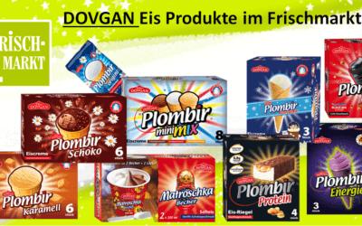 DOVGAN Eis Spezialitäten im Frischmarkt Gifhorn