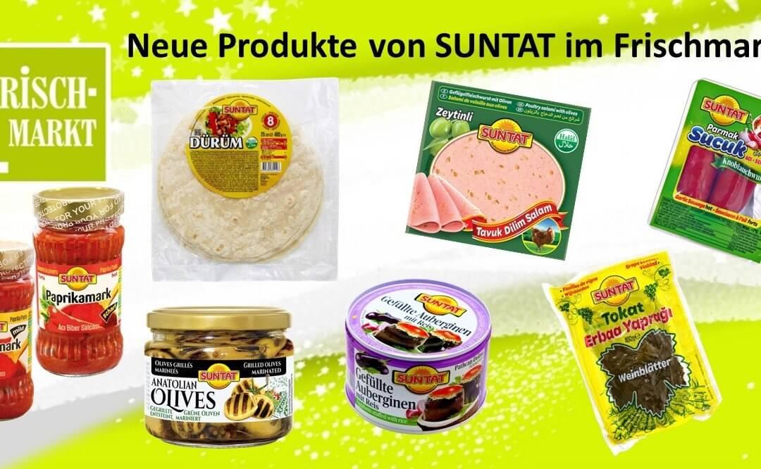 SUNTAT Spezialitäten im Frischmarkt Gifhorn