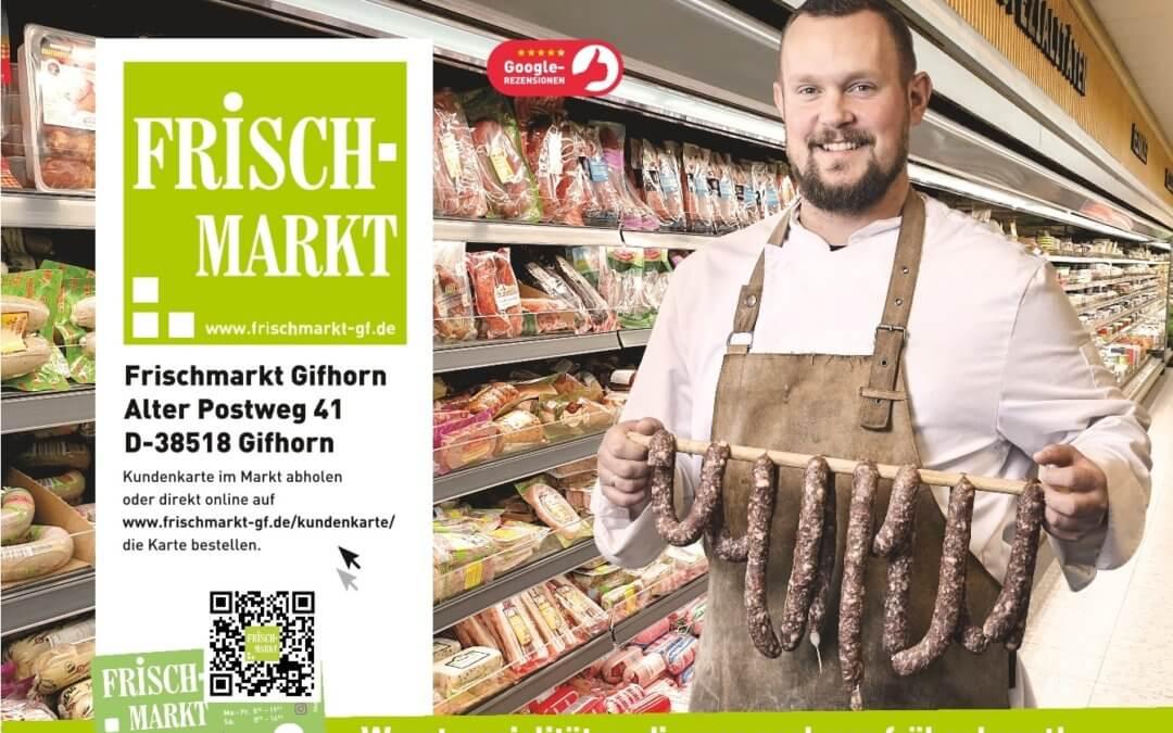 Wurst Spezialitäten aus Russland, Polen oder Rumänien im Frischmarkt Gifhorn