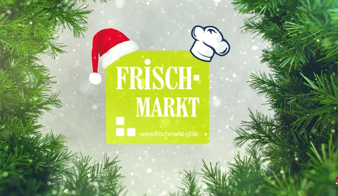 Weihnachtskochvideos vom Frischmarkt Gifhorn