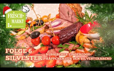 3 leckere Silvesterplatten | Silvestermenü | Frischmarkt Gifhorn