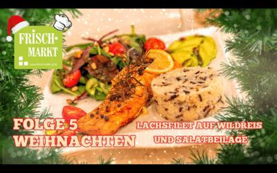 Weihnachtskochvideos | Weihnachtsmenü | Frischmarkt Gifhorn
