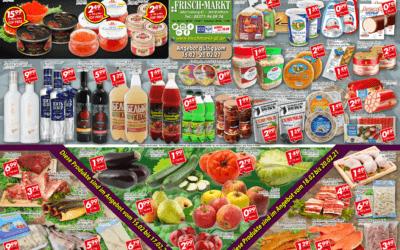 Wochenangebot im Frischmarkt Gifhorn vom 15.02. – 20.02.21