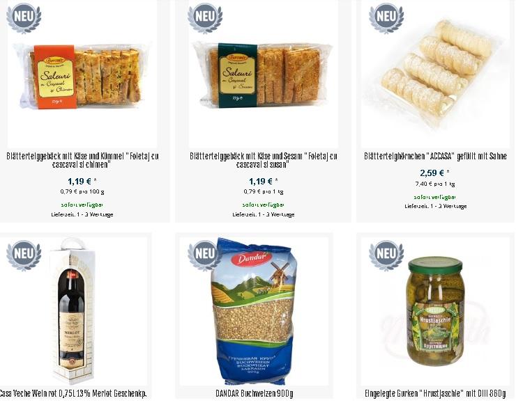 Frische Spezialitäten im Frischmarkt Gifhorn…