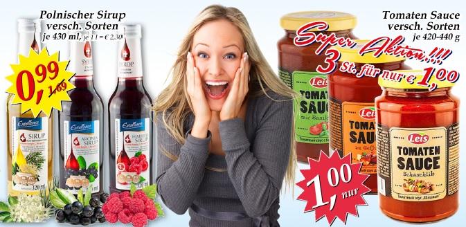 Neue Werbung im Frischmarkt Gifhorn…..