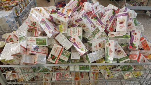 Azercay Tee – verschiedene Sorten im Frischmarkt Gifhorn